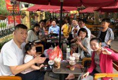 ベトナムカフェにて