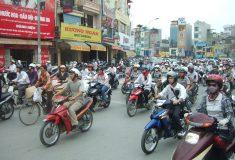 ベトナムバイク写真②
