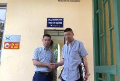 ベトナム学校視察